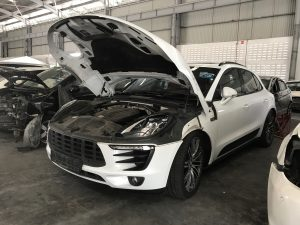 Porsche Macan 21st March 2019